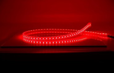 safety system colored led strip lighting